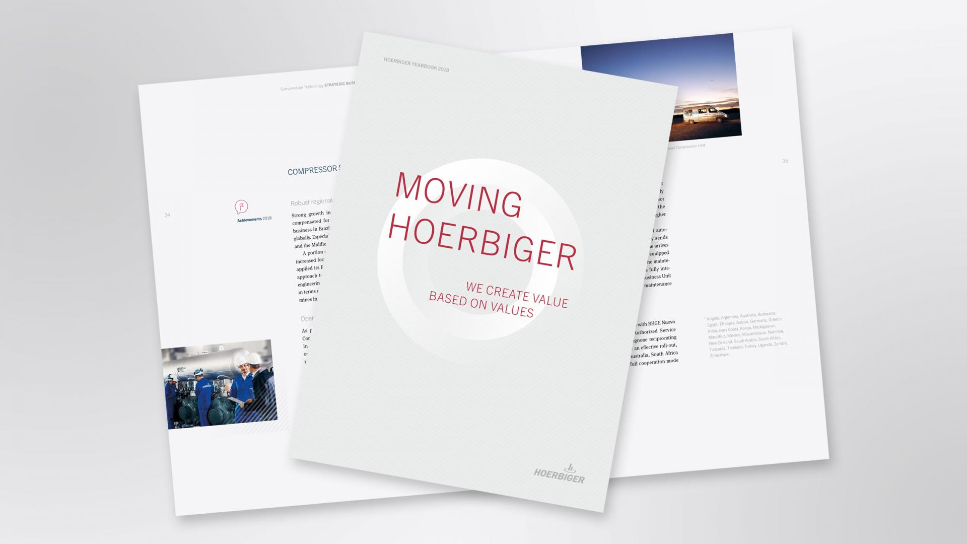Compression Technology, Drive Technology, Hydraulics by HOERBIGER
